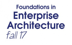 Foundations in Enterprise Architecture Bootcamp - Fall 2017 (F17BC)
