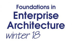 Foundations in Enterprise Architecture Bootcamp - Winter 2018 (W18BC)